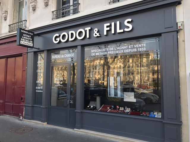 Godot & Fils Agence de Versailles