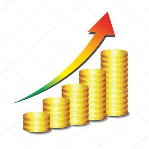 hausse cours de l'or