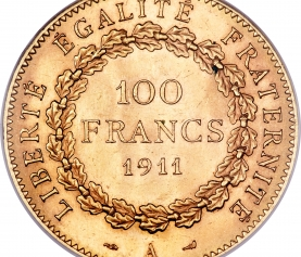 Investir dans les 40, 50 et 100 Francs or