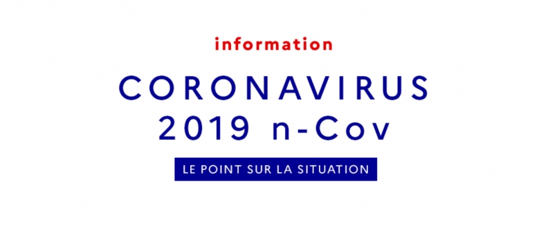 INFO COVID 19 / CONFINEMENT