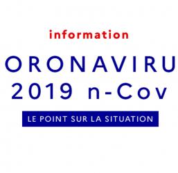 INFO COVID 19 / CONFINEMENT