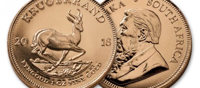 Investir dans les pièces Krugerrand