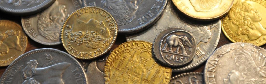 La numismatique chez Godot & Fils Versailles