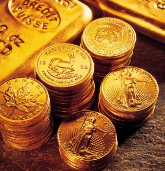 Record pour le cours de l'or physique en 2020