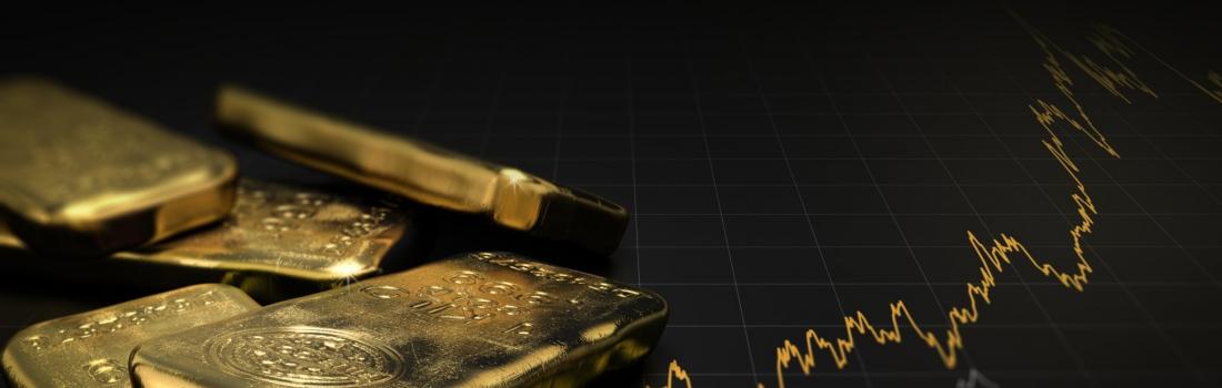 Le cours de l'or au plus haut depuis 5 ans