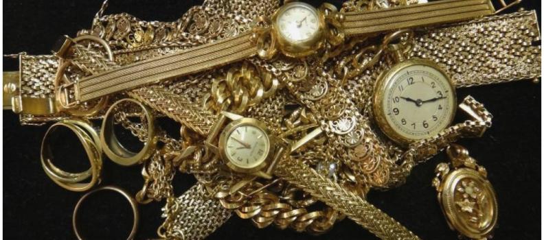 Faire une estimation de bijoux en or à Versailles
